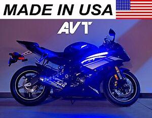 AVT Yamaha YZF-R6 Body Glow LED Light Kit 2006-2014 R6