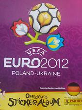 Panini EM 2012 - 20 Sticker zum aussuchen
