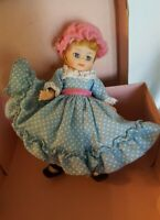 Vintage MADAME ALEXANDER 1980's MISS MUFFET #452 Storyland Doll In Box