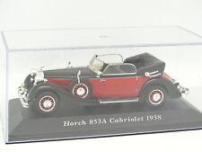 Ixo Presse 1/43 - Horch 853A Cabriolet 1938