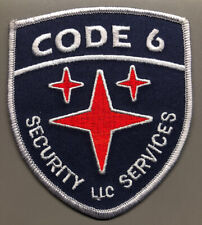 Code 6 Security Services Patch