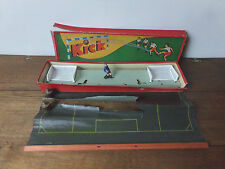 Jeu de foot KICK ancien années 50' 60' made in Germany