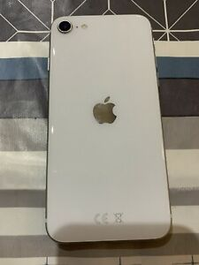 Apple iPhone SE 2ème gén - 128Go - Blanc (Déverrouillé) A2296 (GSM)