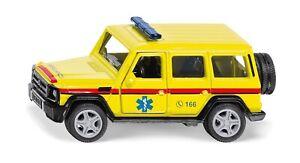 Mercedes-Benz G Class G65 AMG W463 Greek Ambulance 166 SIKU 2345 1:50 Greece