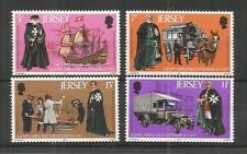 Jersey 1977 st johns ambulance SG, 175-178 Um/M N/H Lote R166