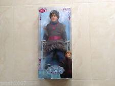 Disney Store Exclusive Frozen Kristoff Classic Doll NEW **LOOK**