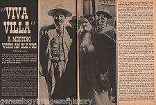 Pancho Villa Meets An Old Foe+Barrazas,Dodd,Mundy,Patton,Pershing,Weston,