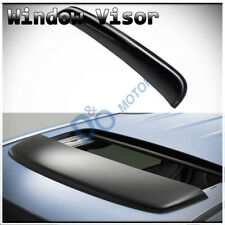 "34"" Smoke Tape-On Sun/Rain Guard Wind Deflector Moon Roof Visor Fit Japan Model"