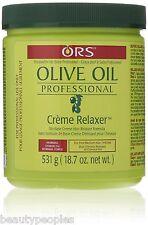 Ors aceite de oliva relajador fuerza normal Crema Profesional 531g
