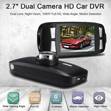"LCD 2.7"" HD 1080P Car DVR G1W Auto Camera Video Recorder Dash Cam Night Vision"