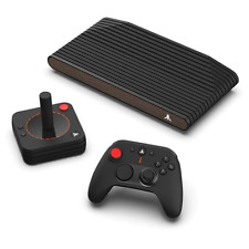 Atari VCS 800 32GB Console All-In Bundle - Black Walnut