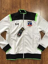 Under Armor Colo-Colo Chieftains Soccer Team Jacket sz 2XL