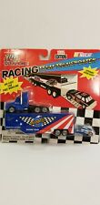 1:87 1995 Ted Musgrave #16 Family Channel Team Transporter Racing Champions