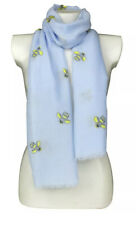 Bumble Bee Print Ladies Fashion Large Size Scarf Shawl Sarong Wrap