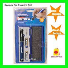 Kincrome Engraver Pen Engraving Tool K13001 eBC