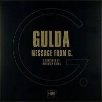 FRIEDRICH GULDA - MESSAGE FROM G  6 VINYL LP NEU BACH/GULDA/MOZART/DEBUSSY