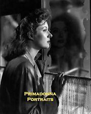 "GREER GARSON 8X10 Lab Photo 1947 ""DESIRE ME"" Stunning Graceful Beauty Portrait"