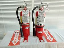 Fire Extinguisher - 5Lb ABC Dry Chemical  - Lot of 3 [NICE]
