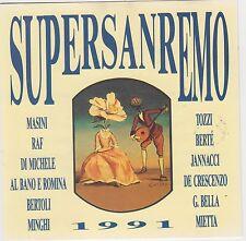 Supersanremo 1991 ( WEA – 9031 74067-2 )