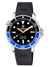 Deep Blue Master 1000 Foot Diver Automatic Dive Watch Generation 2 M1.2BKORBAT-S