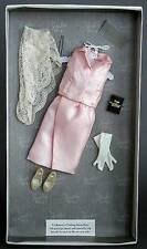 "Jackie Kennedy Rome/Vatican Pink Outfit Ensemble Franklin Mint for 16"" Doll Box"