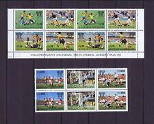 SAO TOME E PRINCIPE 1978 World soccer championships  MNH