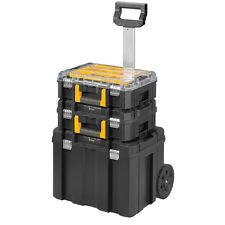 Stanley FatMax Tstak Tower - Tool Box Storage Container Organizer on Wheels SAVE
