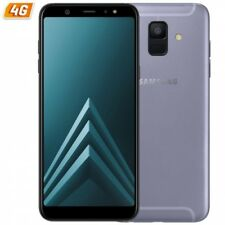 T. movil Samsung Galaxy A6 A600f 4G lavanda