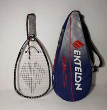 "Ektelon Racquetball Racquet ""More Dominant S"" 2050 with Case - Ss Grip"