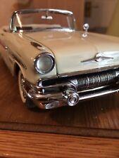 Franklin/Danbury Mint Pontiac Boneville 1957 1:24 RARE MODEL CLASSIC