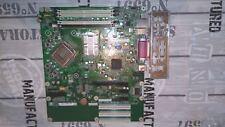 Carte mere HP 437795-001 437354-001 REV 0F avec plaque socket 775