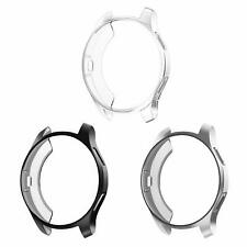 For Samsung Galaxy Watch 46mm/ Gear S3 Case Soft TPU Slim Case Screen Protector