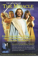 The Making of The Miracle (DVD, 2009,) - Brand NEW