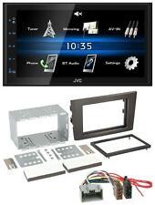 JVC 2DIN Bluetooth MP3 AUX USB Autoradio für Volvo XC 90 02-14 14 Pin