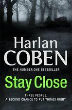 Stay Close,Harlan Coben- 9781409112563