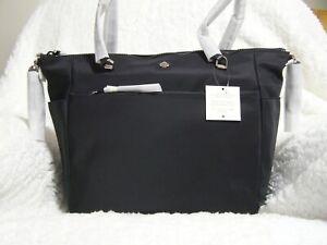 Kate Spade Jae Baby/Diaper Bag (Black) - NWT (WKRU6789)