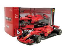 Bburago 1:43 F1 2018 Ferrari Team SF71H #7 Kimi Raikko Diecast Model Car