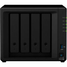 Synology DiskStation DS920+ 4GB NAS with SSD Cache Acceleration Technology - Black