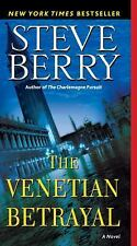 Cotton Malone: The Venetian Betrayal 3 by Steve Berry (2008, Paperback)