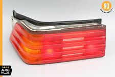 90-95 Mercedes R129 300SL SL500 Tail Light Lamp Rear Left Driver Side OEM