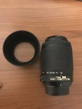Obiettivo Nikon AF-S DX Nikkor 55-200mm f/4-5.6 G ED