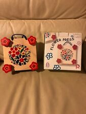 Pintoy Flower Press - Wooden Art Craft Card Making Paper
