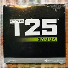 Beachbody - Shaun T's FOCUS T25  GAMMA  4 DVD Set Factory Sealed Workout
