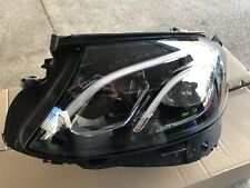 17 18 19 Mercedes E300 350 E400 E550 DRIVER Left LED HEADLIGHT OEM A2139069303KZ