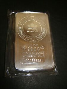 10 oz Royal Canadian Mint Ebay (RCM) .9999 Fine Silver Bar (Sealed)