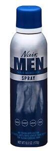 Nair Men's Hair Removal Spray, 6.0 Oz