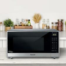 Panasonic Countertop Microwave Oven w/ Inverter Technology Model NN-SN744SA