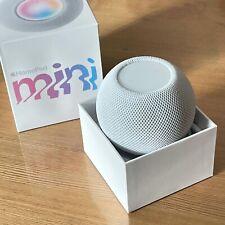 Apple HomePod mini (2020 Model), WHITE - IN HAND - SAME DAY SHIPPING!