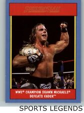 2017 WWE Heritage 30 years of Summerslam #17 Shawn Michaels
