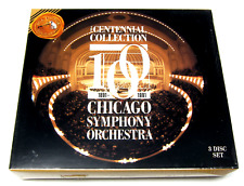 Centennial Collection Chicago Symphony Orch. RCA Classical CD Set New, Sealed